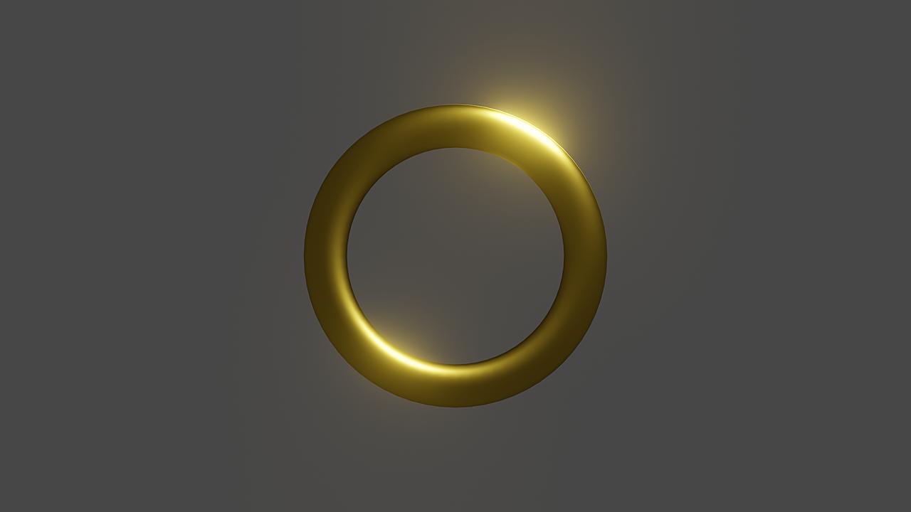 Sonic the Hedgehog - Golden Ring