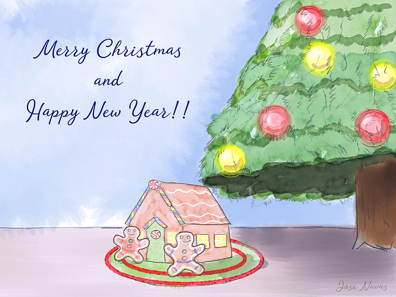 Christmas Card 2020