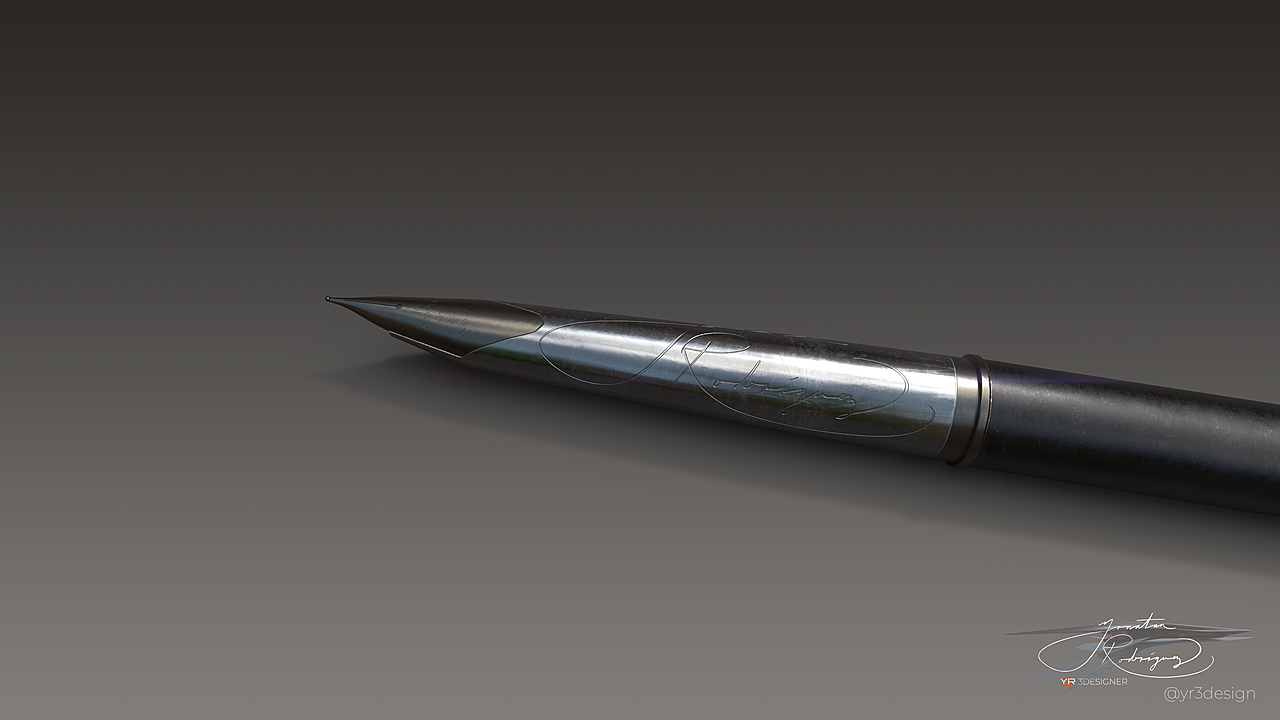 "Signature Fountain Pen ""Conquerors edition"""