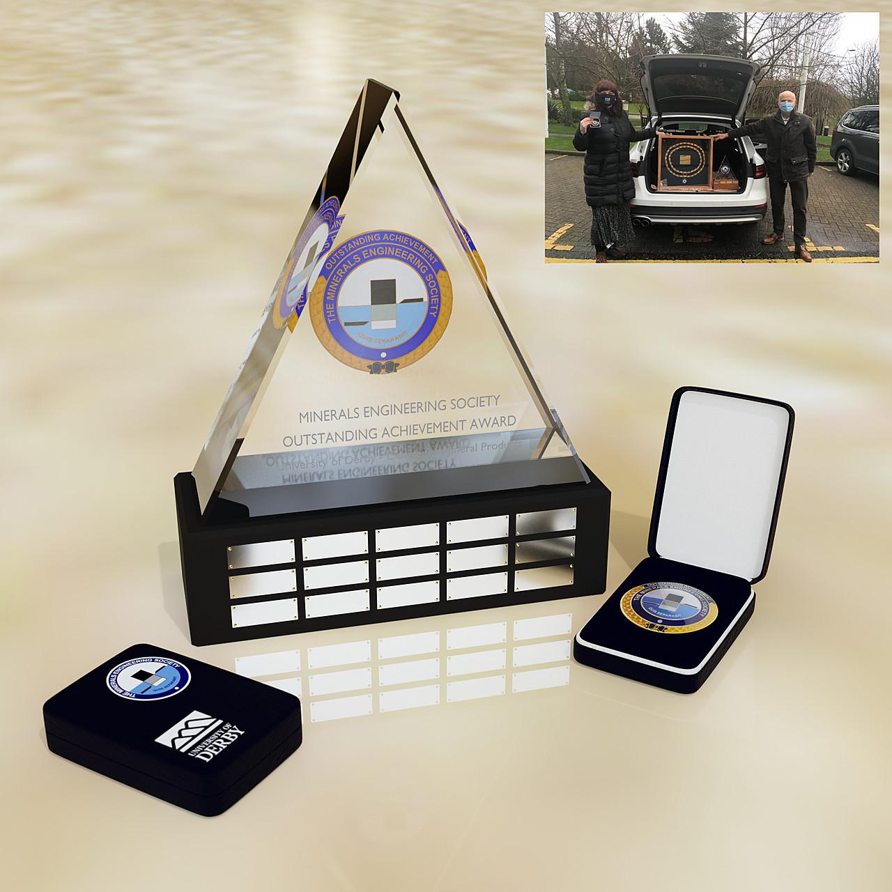 Minerals Engineering Society Legacy Award