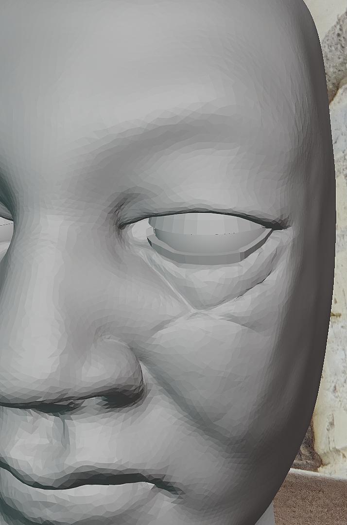 Face Sculpt Project
