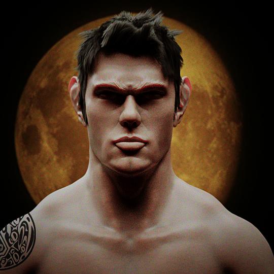 Jacob Black - New Moon