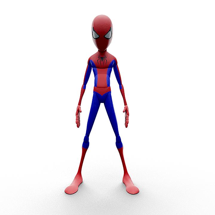 Spider-Man (Stylized)