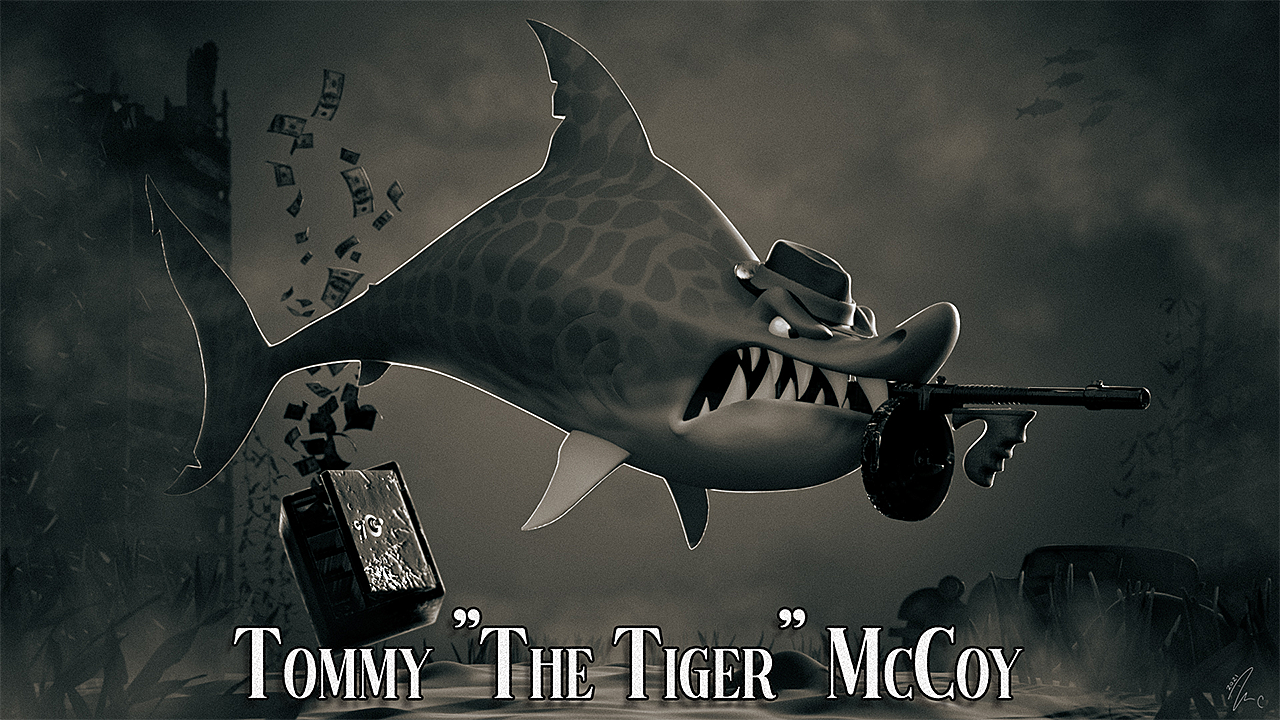 """Tommy """"The Tiger"""" McCoy"""