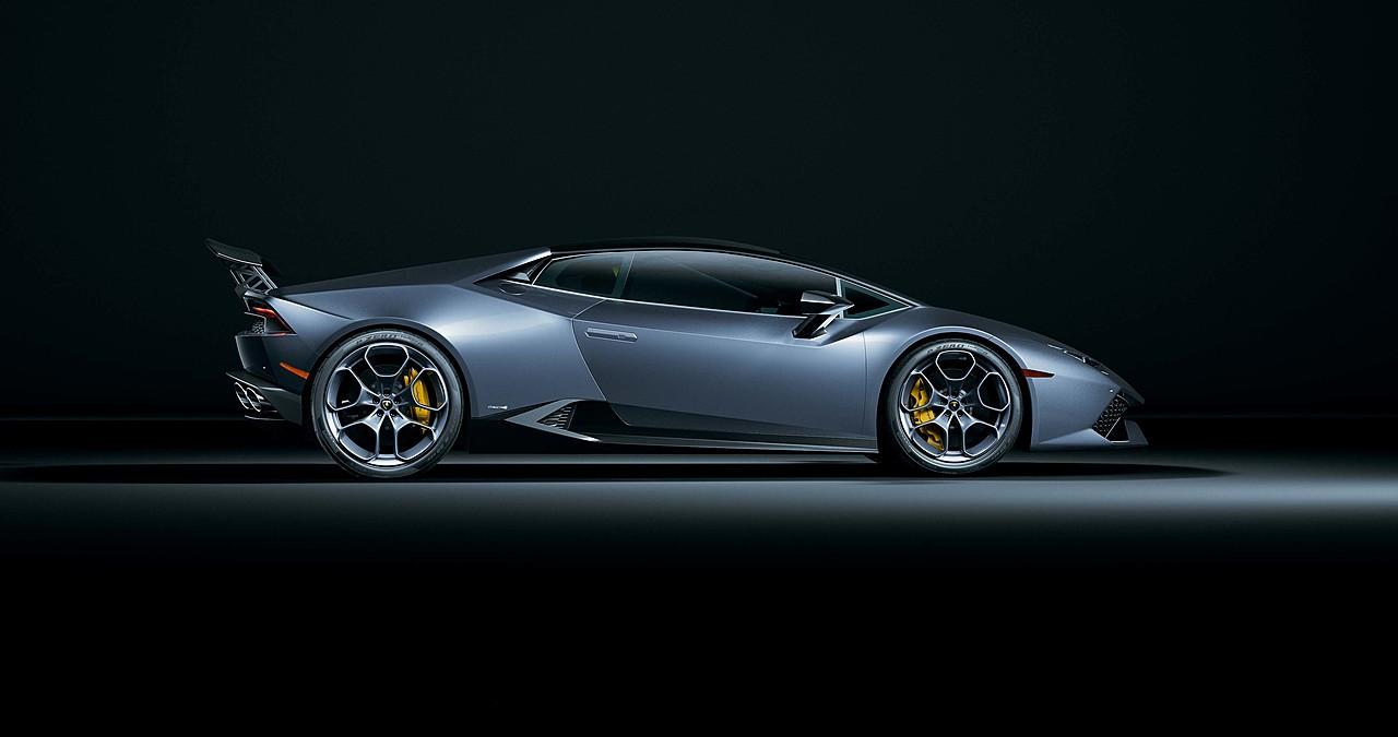 Lamborghini Huracan Coupe Close ups