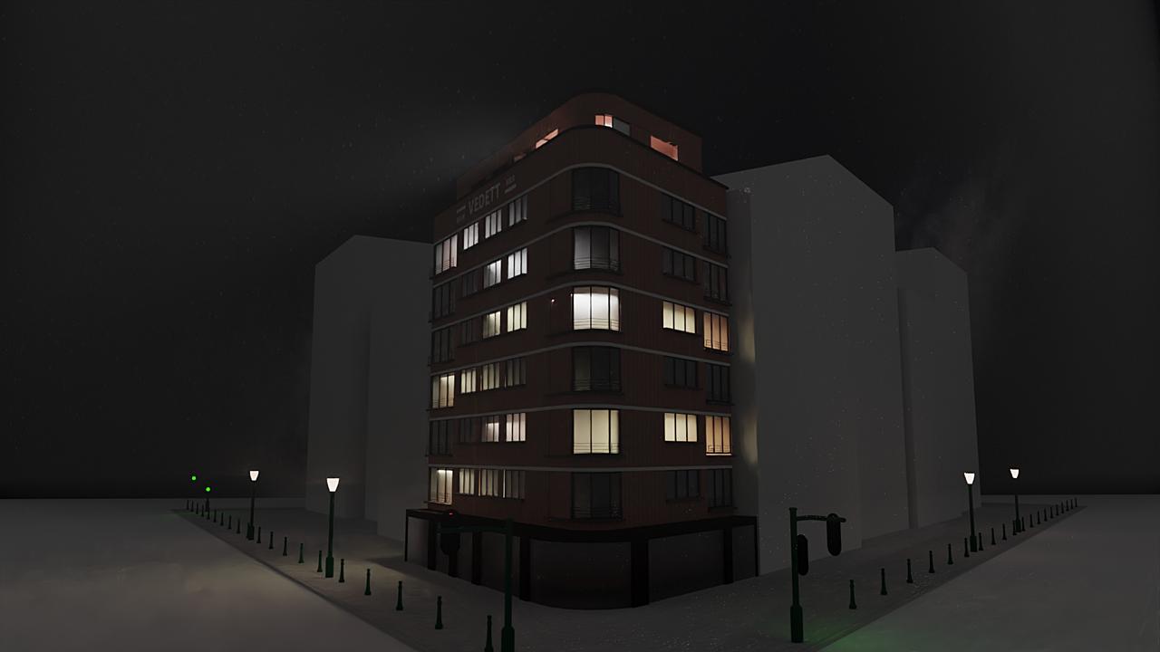 Brussels building