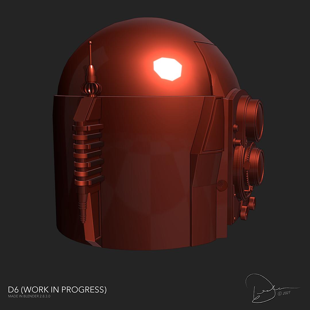 D6: A Robot