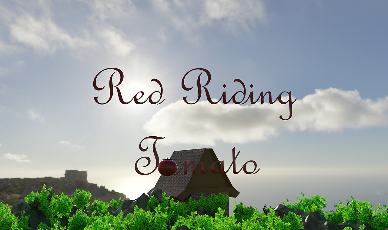 Red Riding Tomato