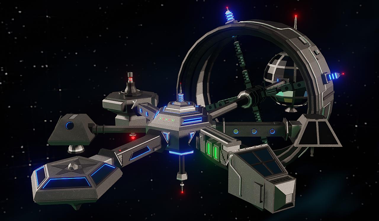 Space Station Challenge 2021 - Titan