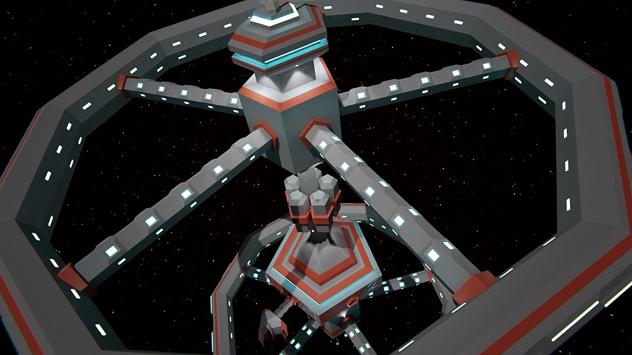 """Space Station Challenge 2021 FINAL: """"Schläfli-1"""""""