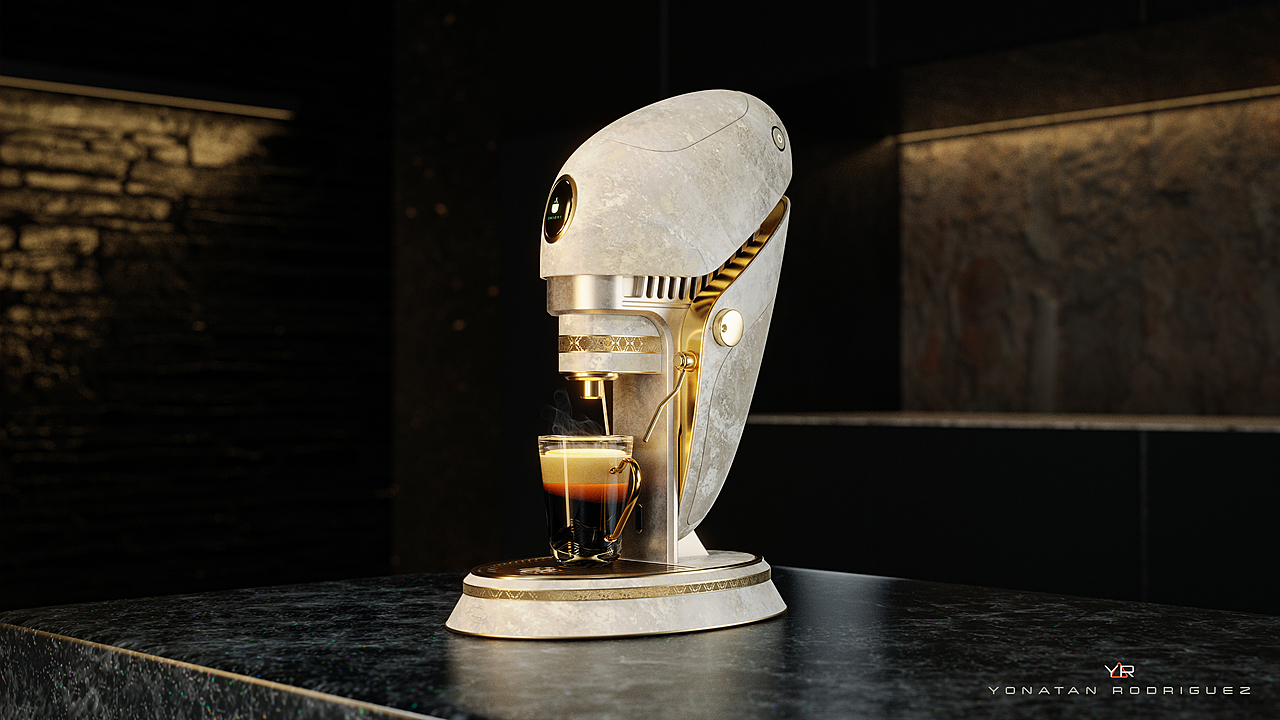Cocoon Coffee Maker