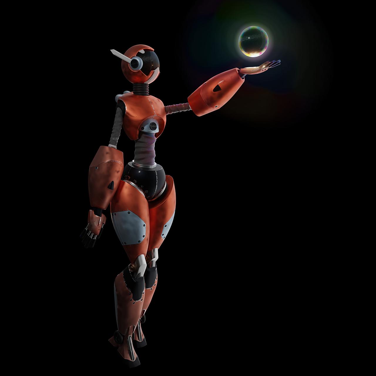 Floating Robot