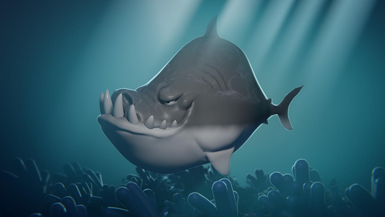 Shark - Fundamentals of Sculpting course