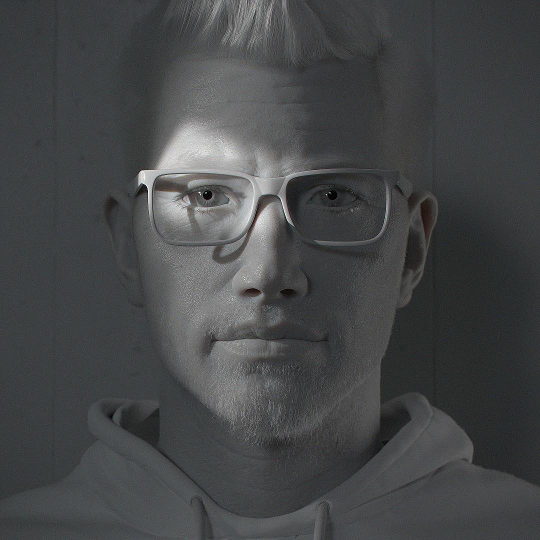 Portraits of Colin