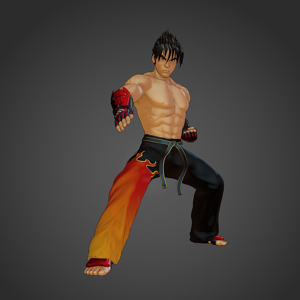 Jin Kazama - Tekken
