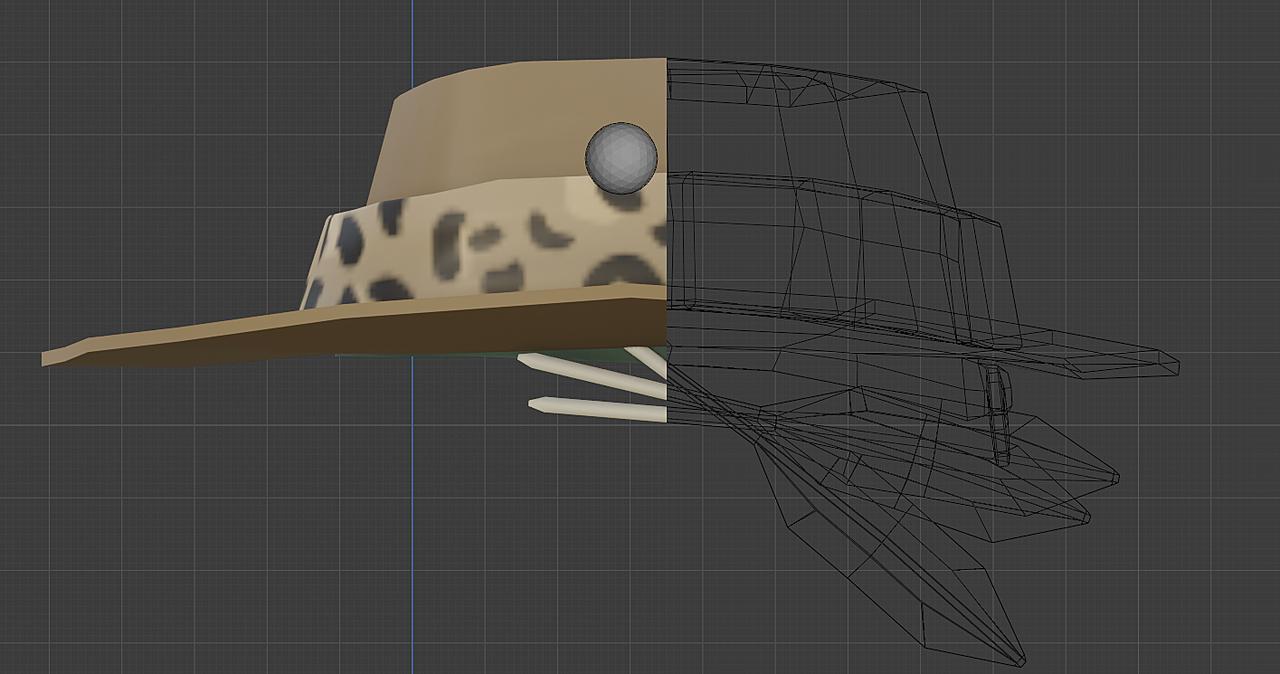 Lean Game Hunter (TF2 Custom-made hat)