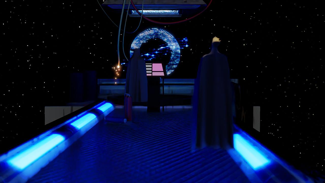Bridge control hologram