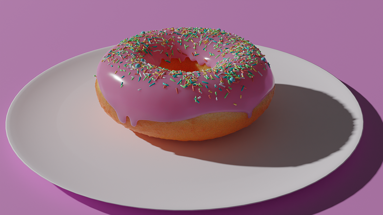 New Doughnut