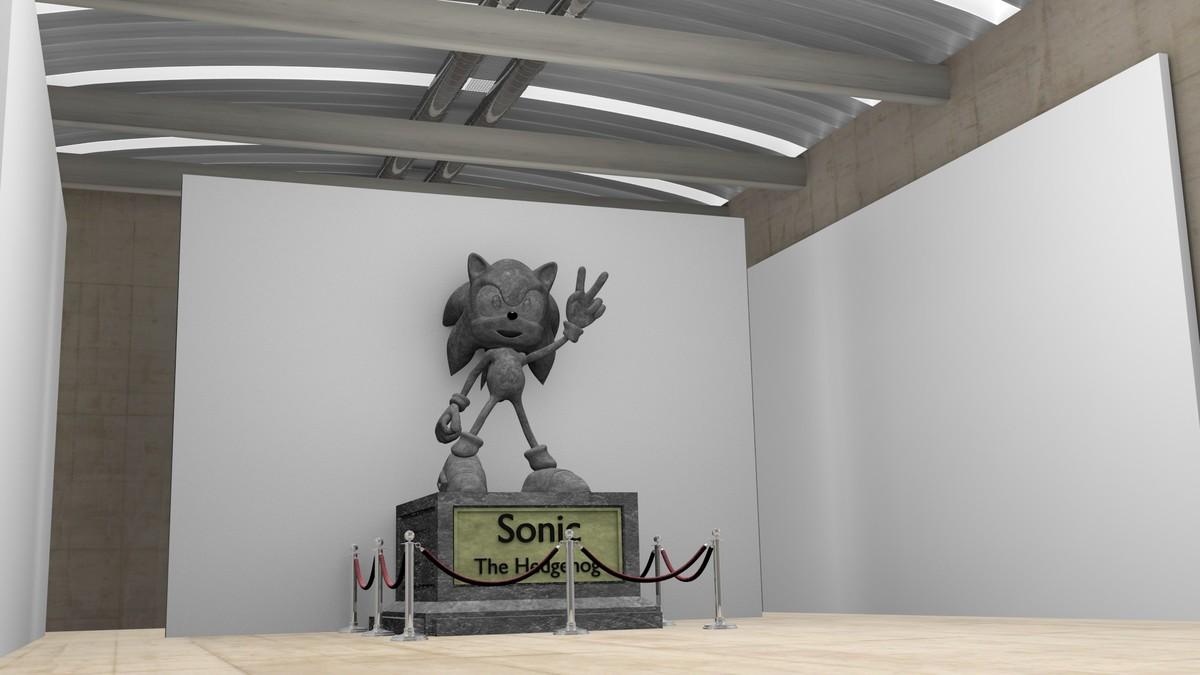 Sonic The Hedgehog Museum