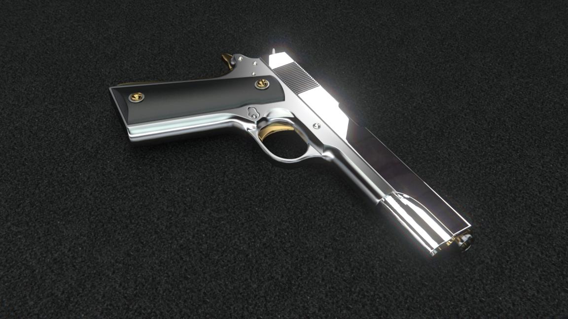 Custom Colt M1911
