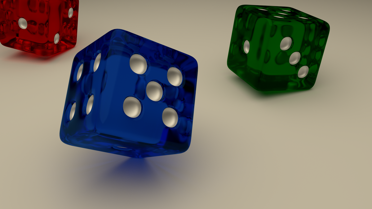 Some dice