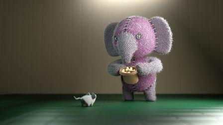 Little Elephant &Mouse