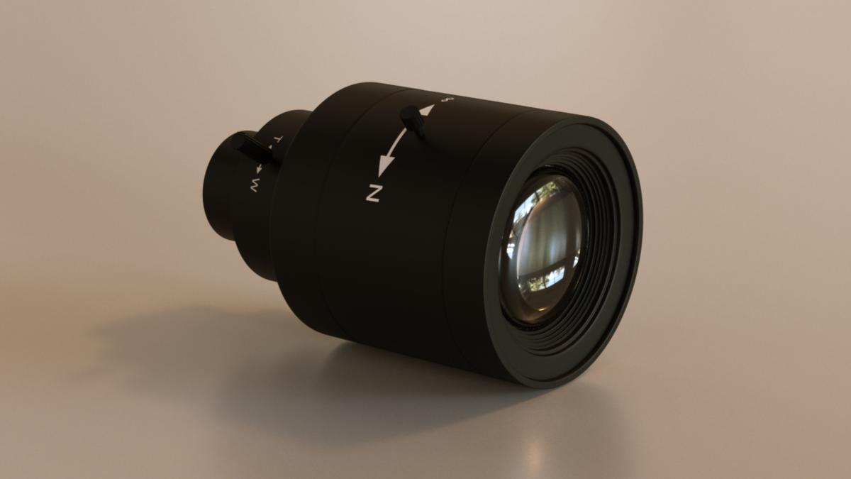 Variable Focus Lens