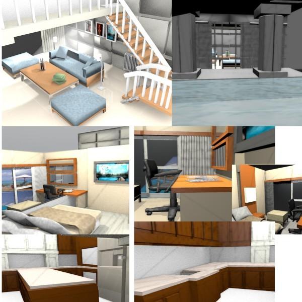 free Full 3d House