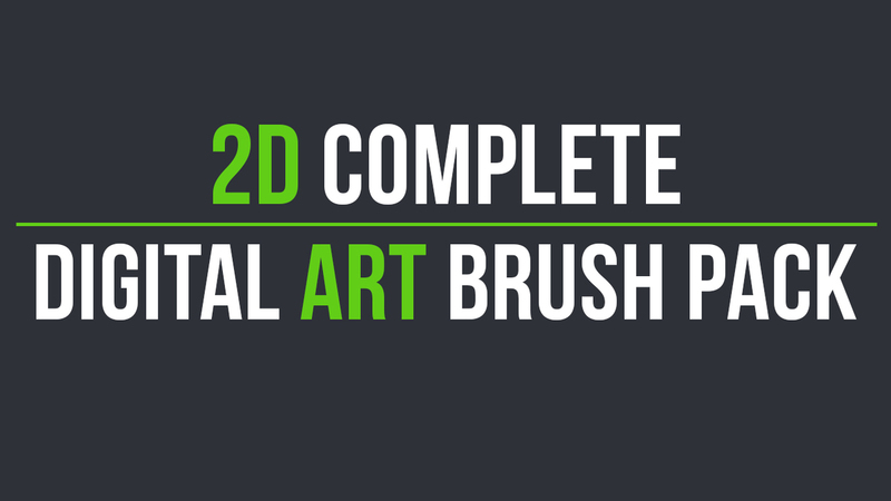 The Complete Brush Pack