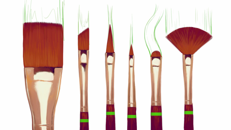 Downloadable Brushes