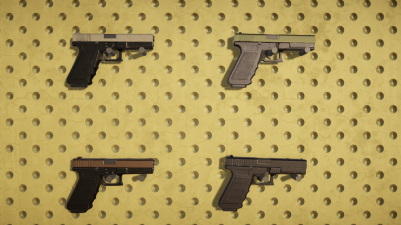 Handgun Pack