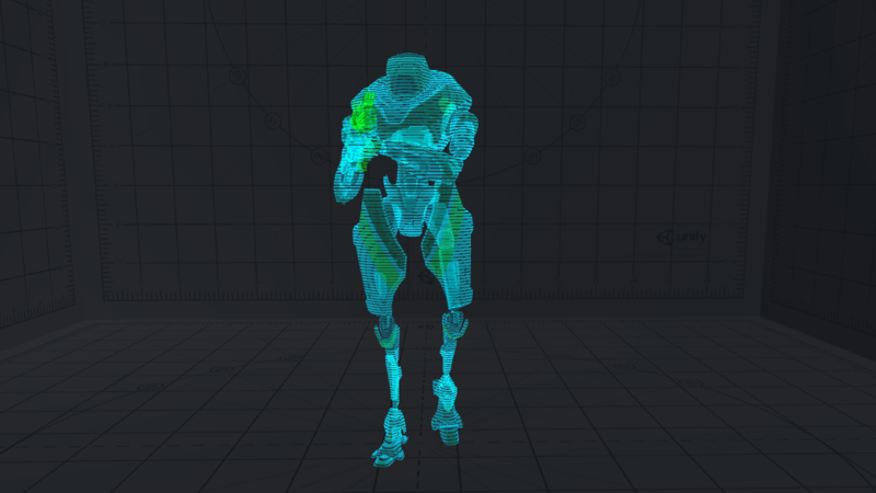 Hologram Shader