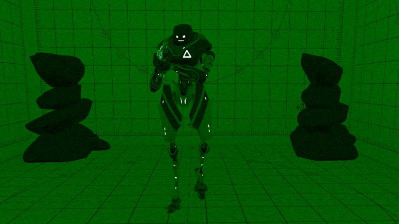 Nightvision Shader
