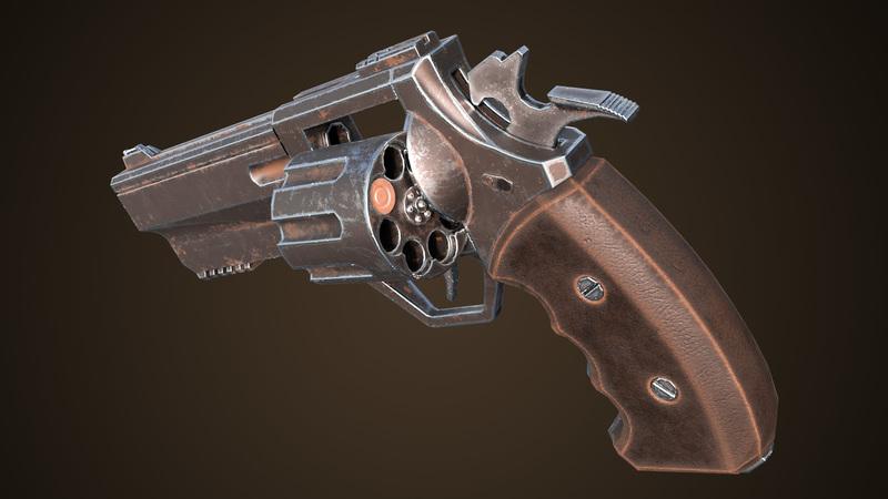 VR Revolver