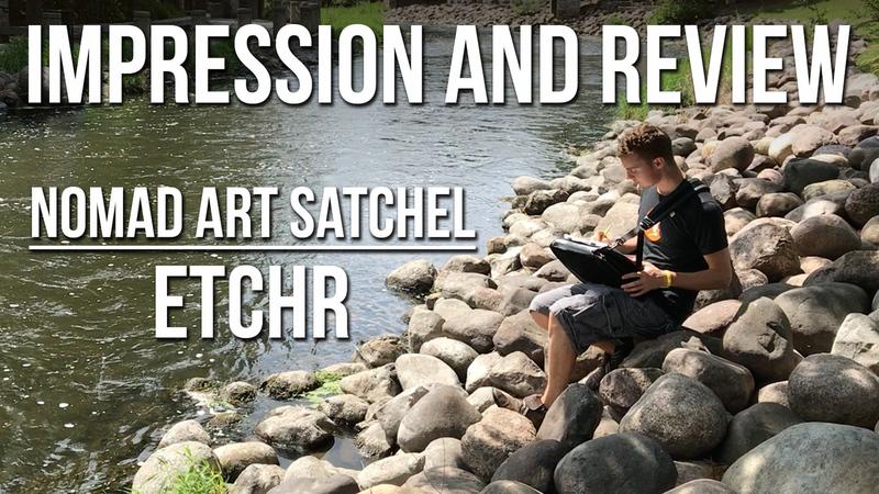 Impressions: Nomad Art Satchel - Etchr