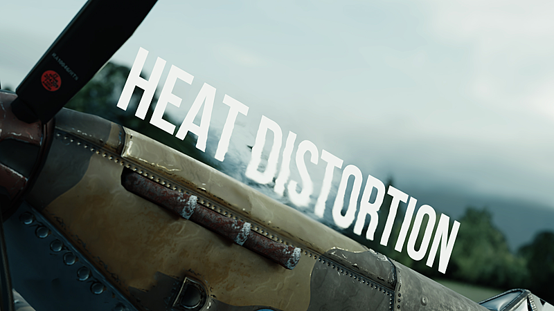 Create Realistic Heat Distortions in Blender