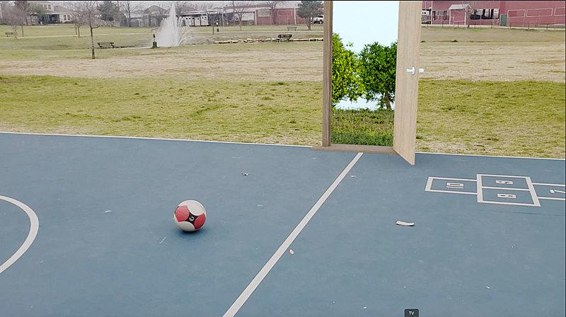 Motion Tracking in Blender: Creating a VFX Door